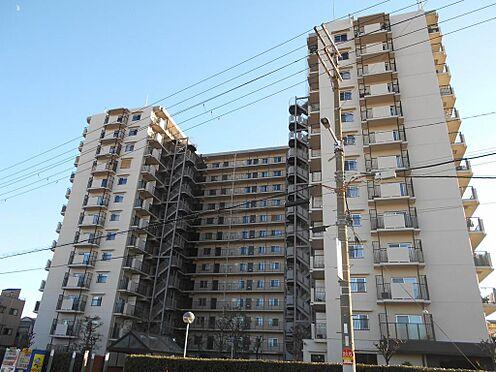 マンション(建物一部)-大阪市生野区桃谷4丁目 重厚感のある外観