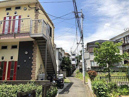 アパート-横浜市西区東久保町 外観