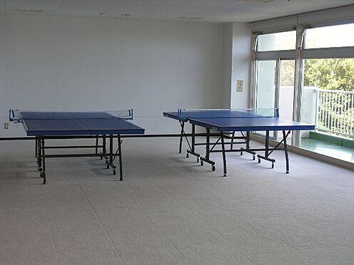 中古マンション-賀茂郡東伊豆町奈良本 卓球コーナー