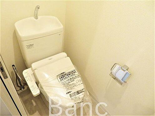 中古マンション-足立区東和5丁目 トイレ