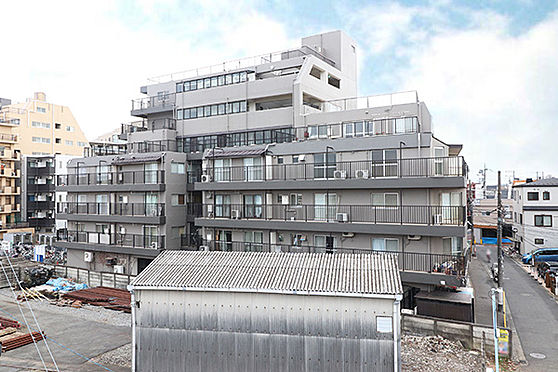 マンション(建物一部)-西東京市東町3丁目 外観写真 西武池袋線保谷駅から徒歩5分で都心へのアクセスも良好です