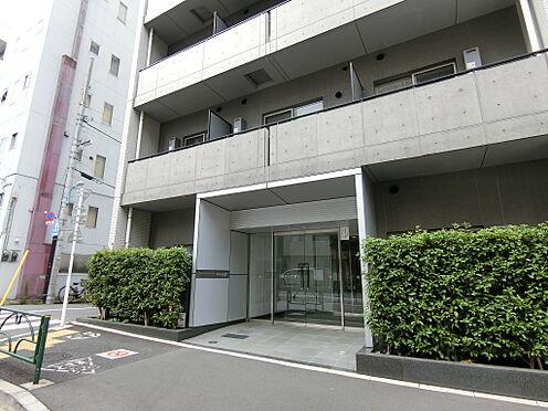 中古マンション-新宿区榎町 エントランス