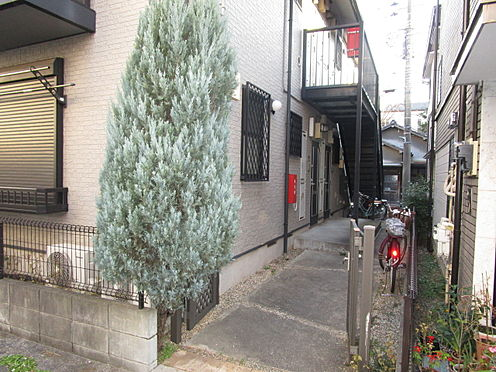 アパート-大田区東蒲田2丁目 エントランス