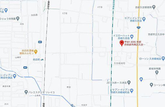 建物全部その他-京都市南区久世殿城町 間取り