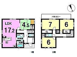 新築戸建 クレイドルガーデン東区三苫第7期 3号棟