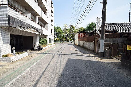 マンション(建物全部)-野田市野田 南西側公道幅員約7.0m/間口約20.2