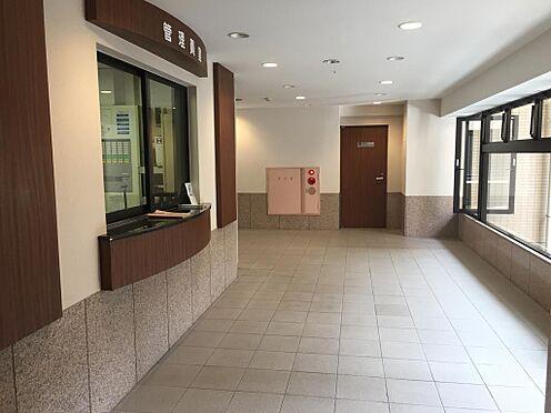 マンション(建物一部)-渋谷区円山町 管理人室付近の様子