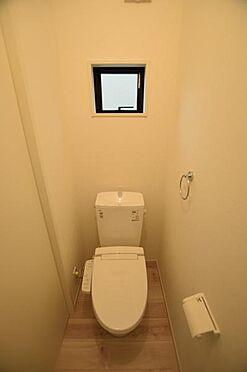 新築一戸建て-仙台市宮城野区鶴ケ谷7丁目 トイレ
