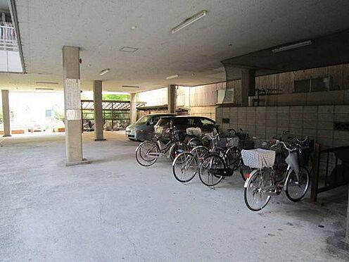区分マンション-大阪市西成区南津守5丁目 駐輪場もあるから、駅へのアクセスが便利です。