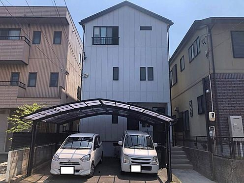 中古一戸建て-名古屋市名東区引山1丁目 駐車場 カーポート二台付です
