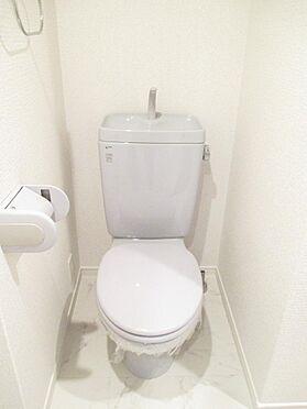 マンション(建物一部)-福岡市中央区高砂2丁目 トイレ