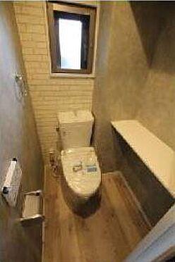 アパート-葛飾区金町5丁目 トイレ