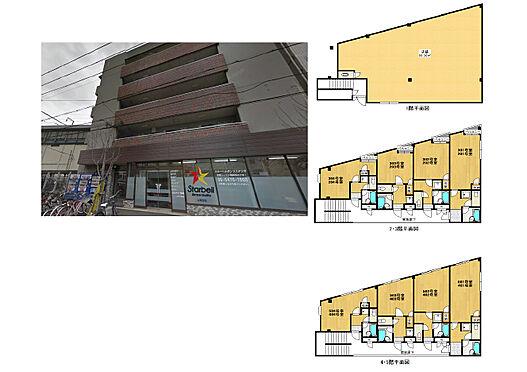 マンション(建物全部)-大阪市東淀川区瑞光3丁目 外観