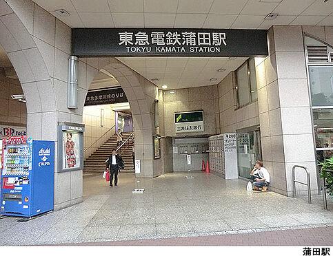 建物全部その他-大田区西蒲田8丁目 蒲田駅(現地まで560m)