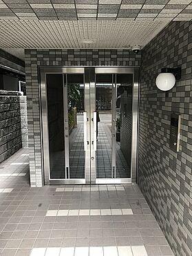 中古マンション-大阪市福島区海老江5丁目 エントランス