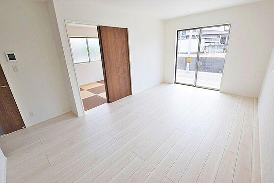 戸建賃貸-仙台市太白区西多賀2丁目 居間