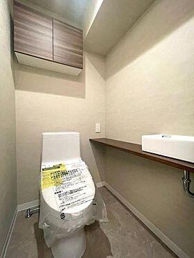 中古マンション-台東区浅草2丁目 トイレ
