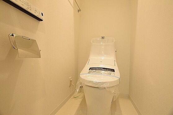 中古マンション-豊島区上池袋3丁目 トイレ