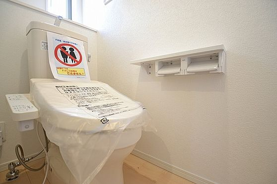 新築一戸建て-昭島市中神町2丁目 トイレ