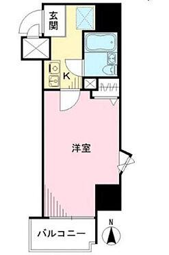マンション(建物一部)-京都市下京区飴屋町 間取り
