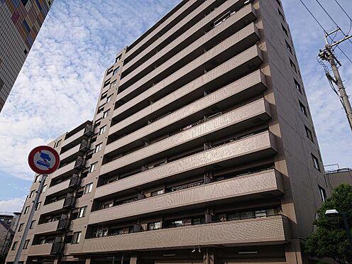 区分マンション-大阪市淀川区新北野3丁目 南向きバルコニー・陽当り良好・眺望良好。