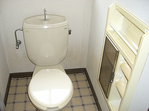 アパート-鹿屋市上谷町 トイレ