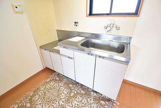 アパート-姶良市平松 キッチン