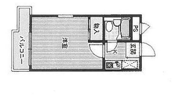 マンション(建物一部)-豊島区上池袋2丁目 間取り