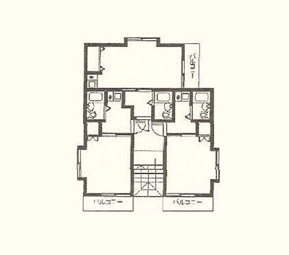 マンション(建物全部)-横浜市西区中央2丁目 間取り
