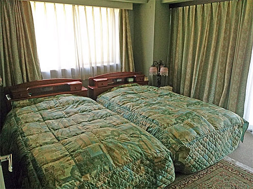 中古マンション-伊東市鎌田 メインベッドルームです。