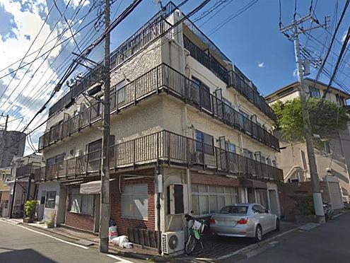 区分マンション-横浜市神奈川区鳥越 外観