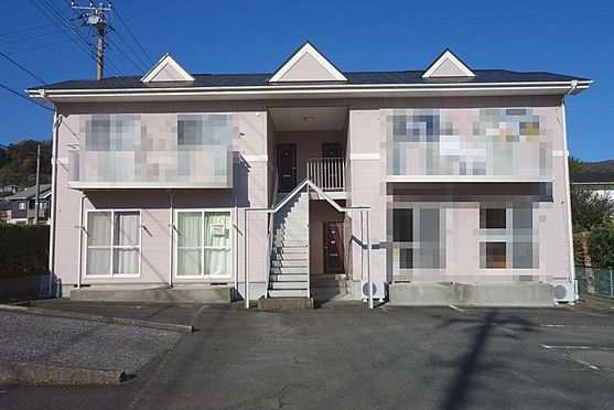アパート-伊東市宇佐美 売りアパート外観・平成8年築