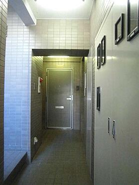 マンション(建物一部)-杉並区高円寺南3丁目 オートロックガラス越しからの共用部分の画像