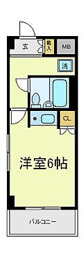 マンション(建物一部)-大阪市阿倍野区松崎町2丁目 シンプルな1R