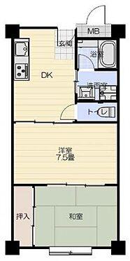 マンション(建物一部)-大阪市城東区中央3丁目 広々とした2DK