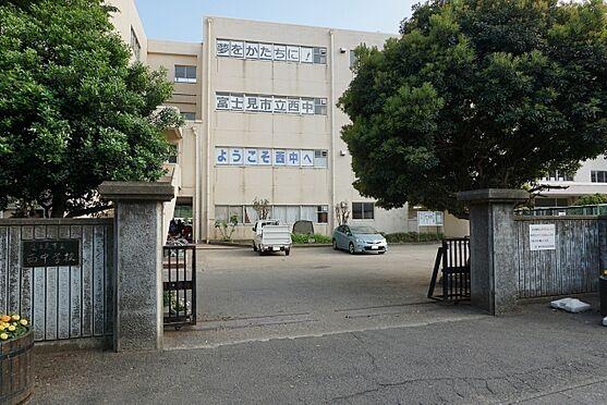 区分マンション-富士見市西みずほ台2丁目 西中学校 徒歩 約11分(約842m)
