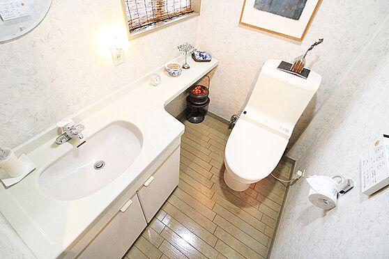 中古一戸建て-杉並区阿佐谷北4丁目 トイレ