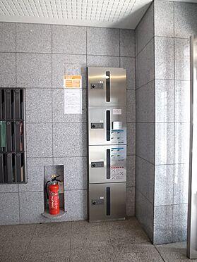 区分マンション-渋谷区笹塚2丁目 宅配ボックス