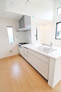 新築一戸建て-杉並区上井草2丁目 キッチン