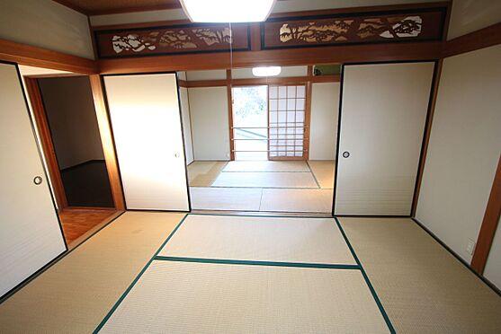 中古一戸建て-橿原市菖蒲町3丁目 2階和室は12帖の大広間としてもご利用頂けます。