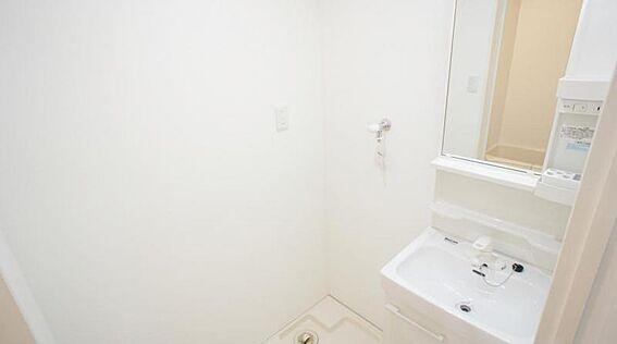 マンション(建物全部)-仙台市若林区新寺2丁目 201・301・401号室 洗面