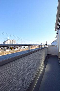 新築一戸建て-仙台市泉区八乙女中央4丁目 バルコニー