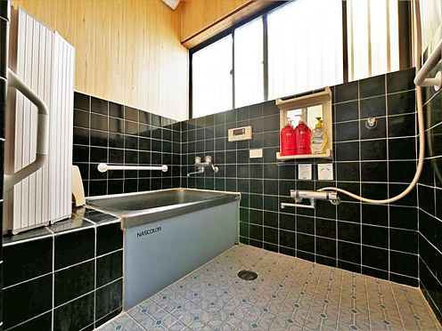 店舗・事務所・その他-横浜市保土ケ谷区仏向町 【浴室】広々とした浴室で一日の疲れが癒せます