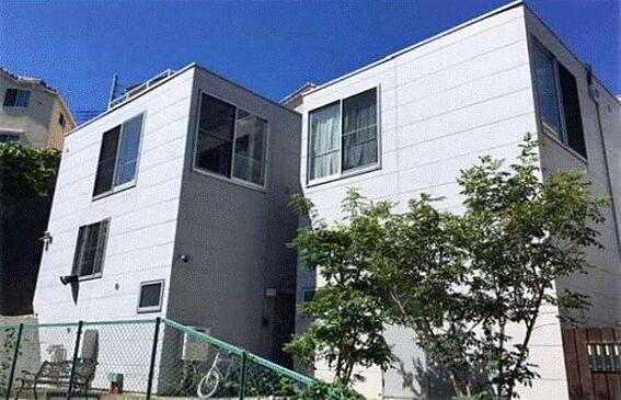 アパート-横浜市磯子区岡村4丁目 外観