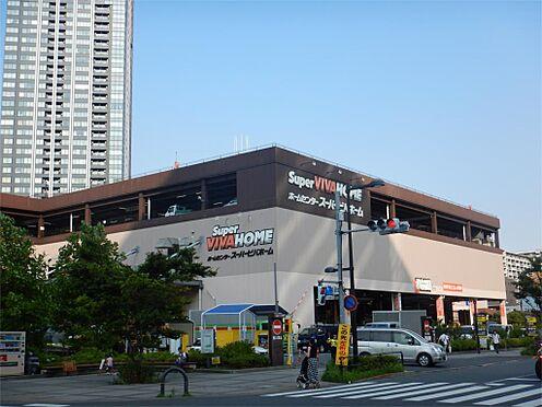 中古マンション-江東区豊洲3丁目 ホームセンタースーパービバホーム豊洲店(248m)