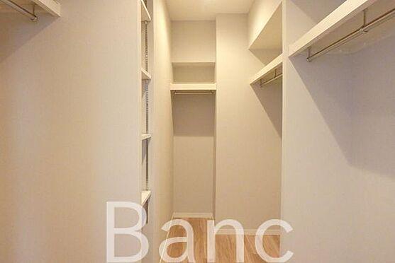 中古マンション-江東区東砂8丁目 WIC付でお部屋もスッキリ片付きます