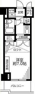 マンション(建物一部)-横浜市緑区白山1丁目 間取り
