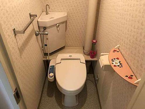中古マンション-神戸市北区泉台3丁目 トイレ