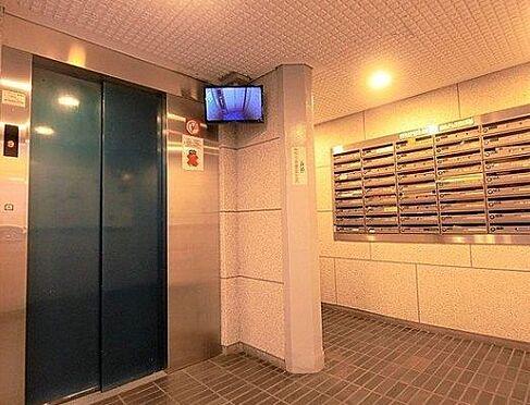 マンション(建物一部)-大阪市中央区大手通2丁目 防犯カメラ付きエレベーター