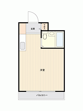 中古マンション-品川区西五反田6丁目 間取り